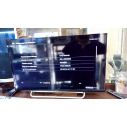 "LED SMART Ultra Slim SONY 40"" Full HD"
